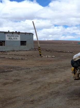 Bolivia Frontera