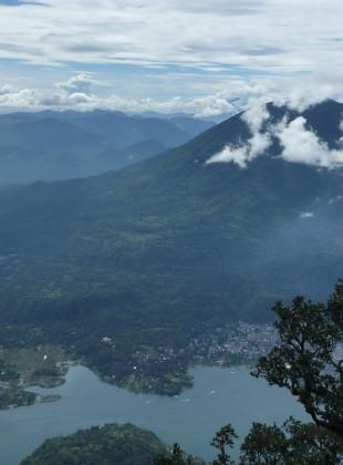 Lago Atitlan from San Pedro